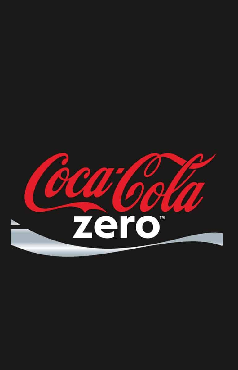 Coca Cola Zero cropped