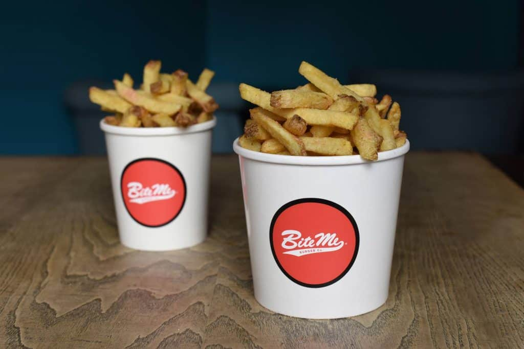 FRIES 2 SIZE